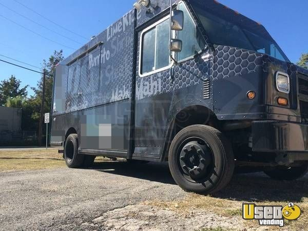 Freightliner Food Truck | mobile kitchen for Sale in Texas ...