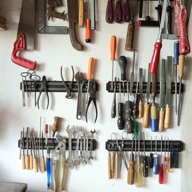 bricolage rangement atelier garage garage organization ideas pinterest bricolage. Black Bedroom Furniture Sets. Home Design Ideas