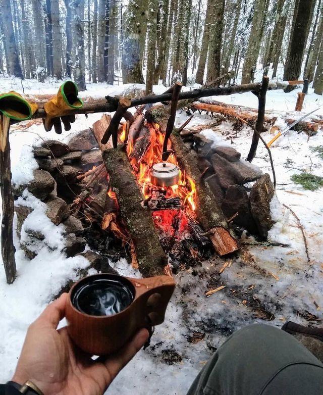 Bushcraft Skills – How To Survive In The Wilderness #thegreatoutdoors