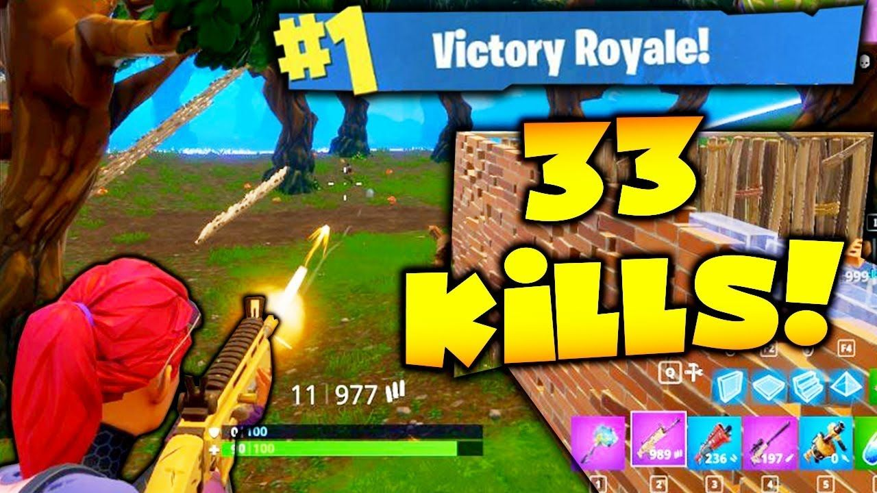 The Best Duo Squads Gameplay Best Fortnite Battle Royale