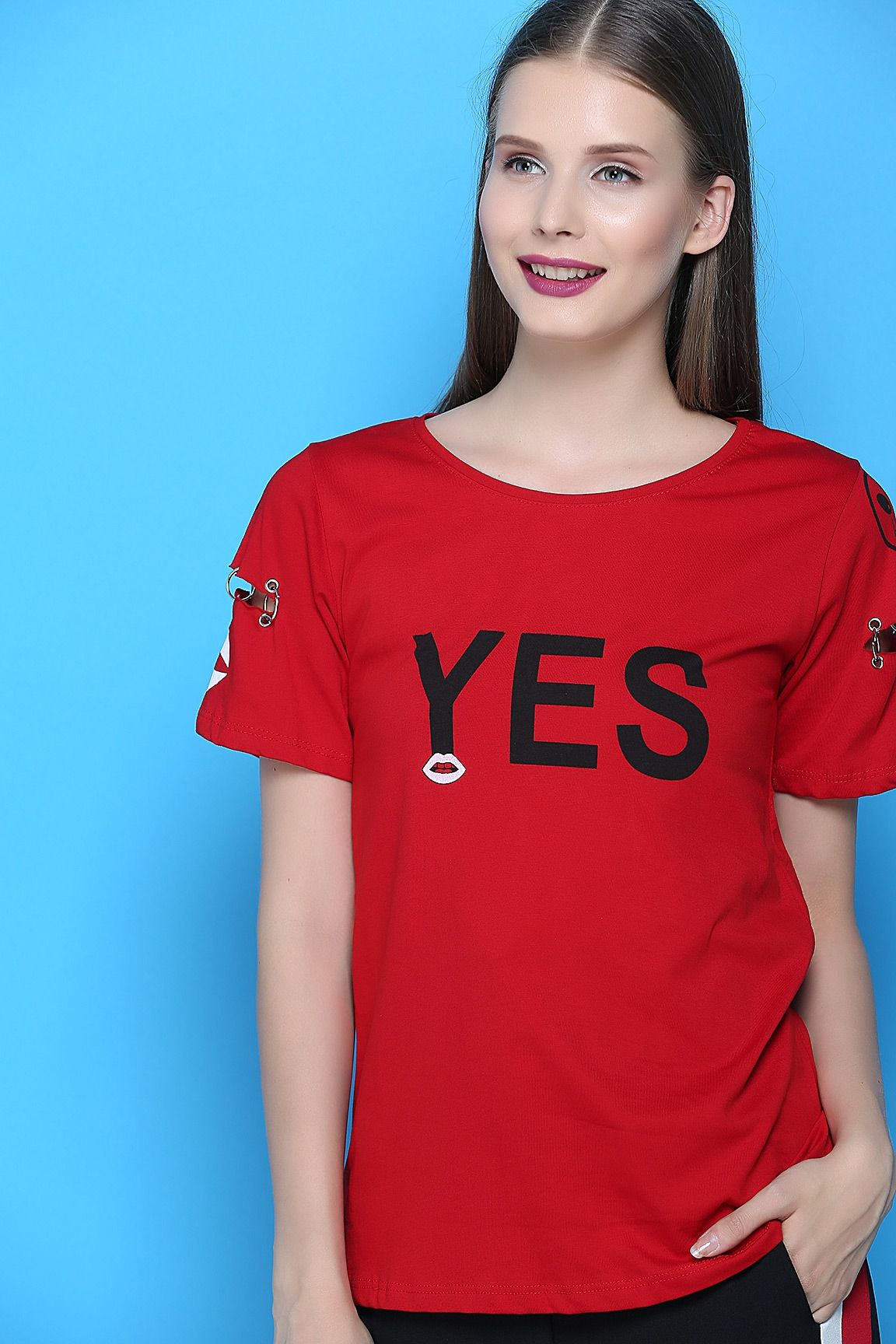Kadin T Shirt V Yaka Tisort Bisiklet Yaka T Shirt Modelleri Tozlu Com Kadin V Yaka Tisort