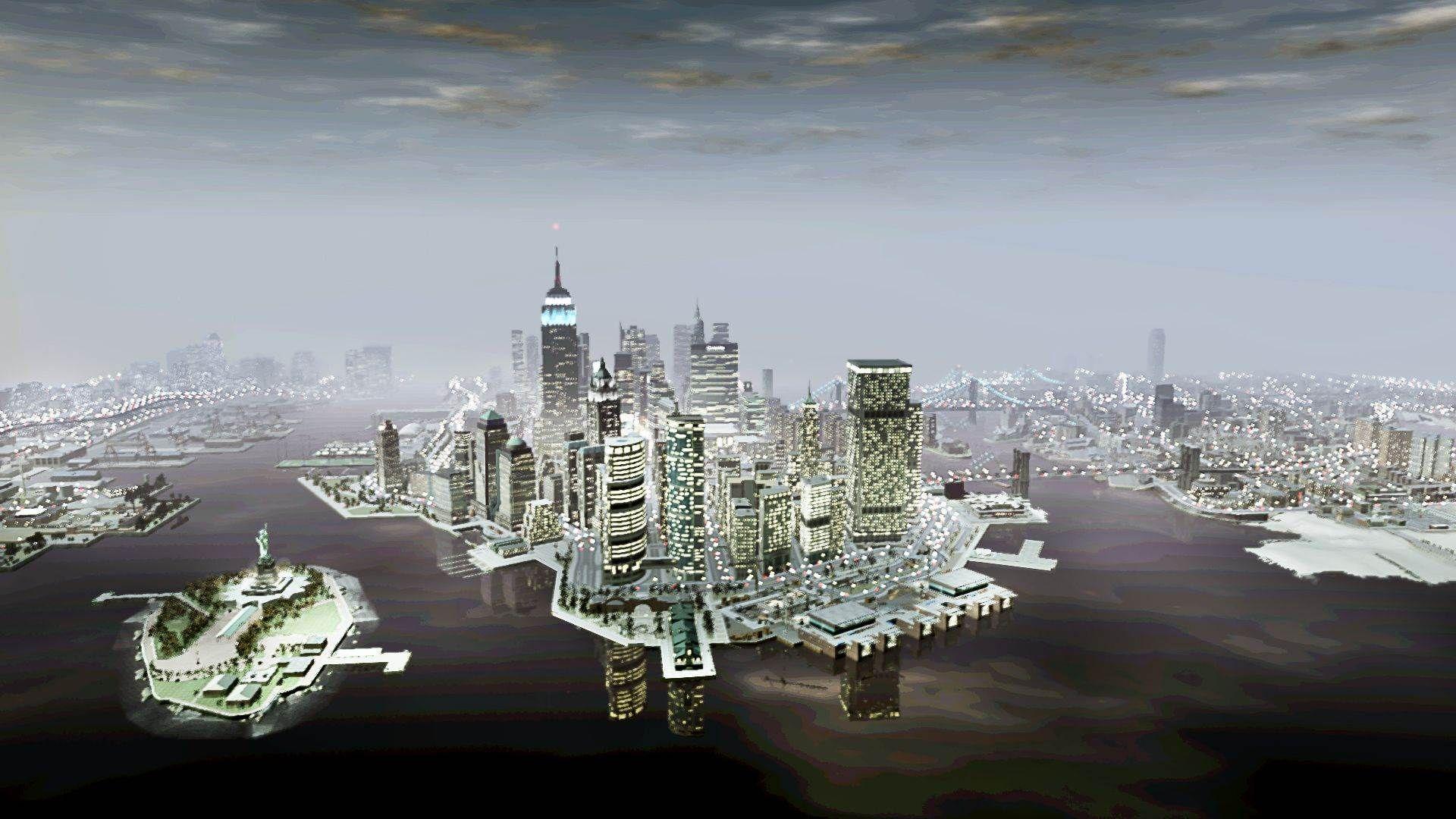 Grand Theft Auto IV HD desktop wallpaper : Widescreen : High 1280×1024 Gta Iv   Adorable Wallpapers