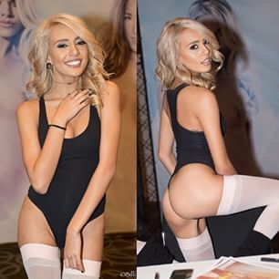 blonde janice griffith