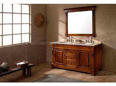 Blossom Sydney 102 Inches Double Sink Bathroom Vanity Side