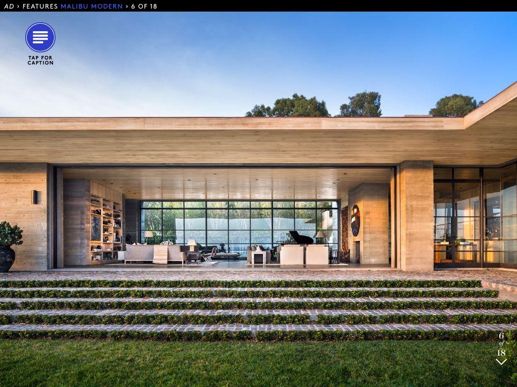 Kurt Rappaport Architectural Digest