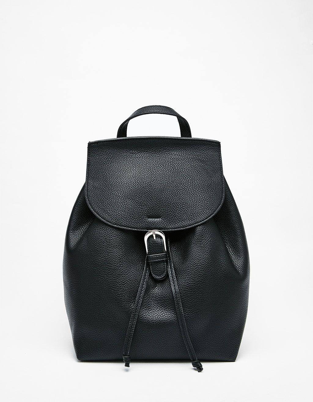 Large minimalist backpack - Bags - Bershka United Kingdom  cef38a44b4eb6