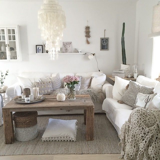 Best Love Everything About This Living Room White Grey 400 x 300