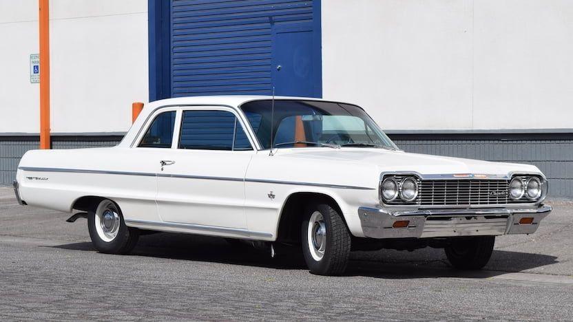 1964 Chevrolet Bel Air F195 1 Las Vegas 2018 Chevrolet Bel