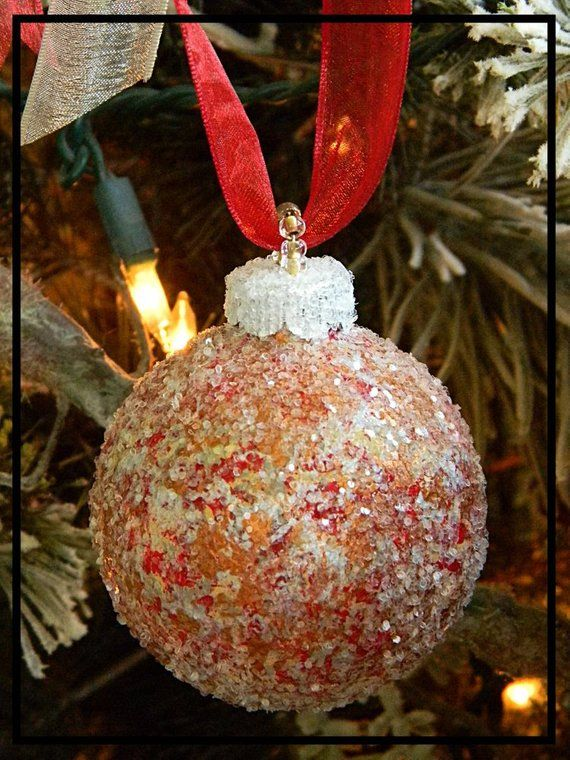 Tuscan Christmas Ornaments