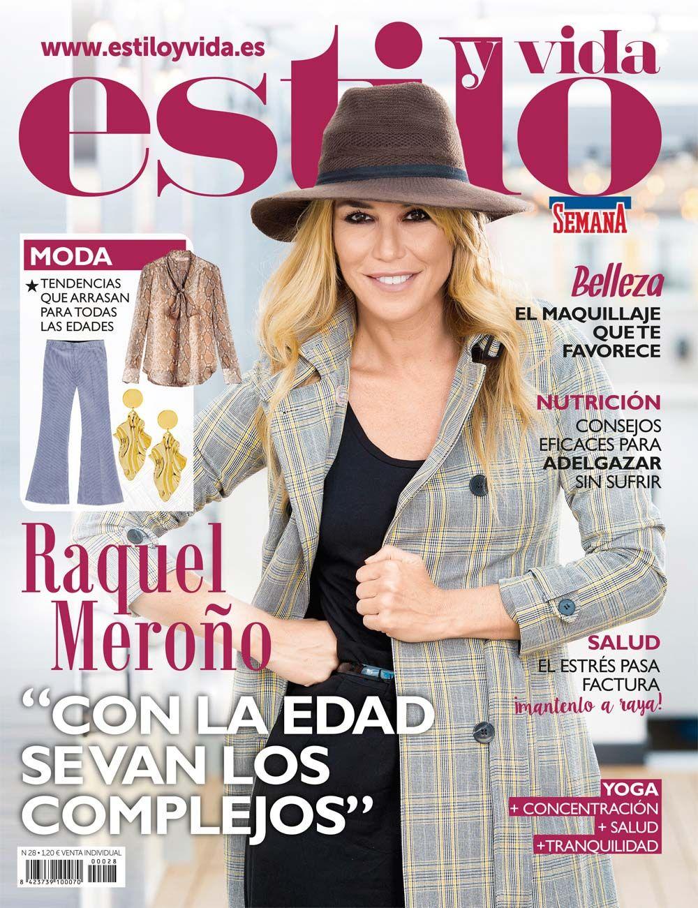 759bf1869 Ya a la venta el número de octubre de la revista ESTILO y VIDA ...