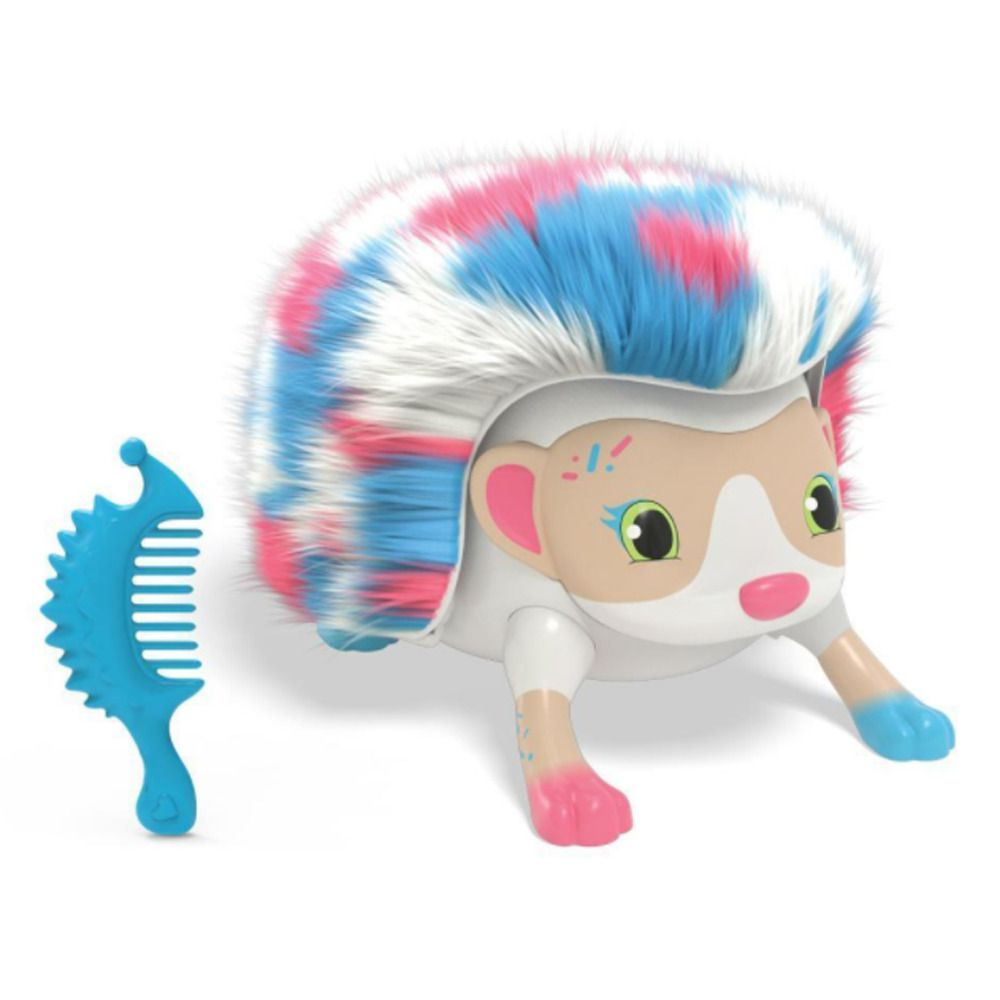 Zoomer Hedgiez Interactive Hedgehog With Lights Sounds And