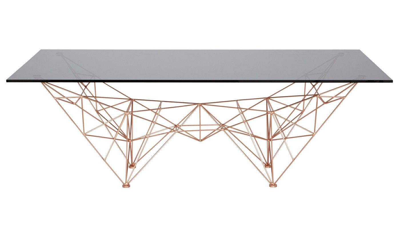 Pylon Coffee Table - Discontinued | Furniture - Chair - Metal ...