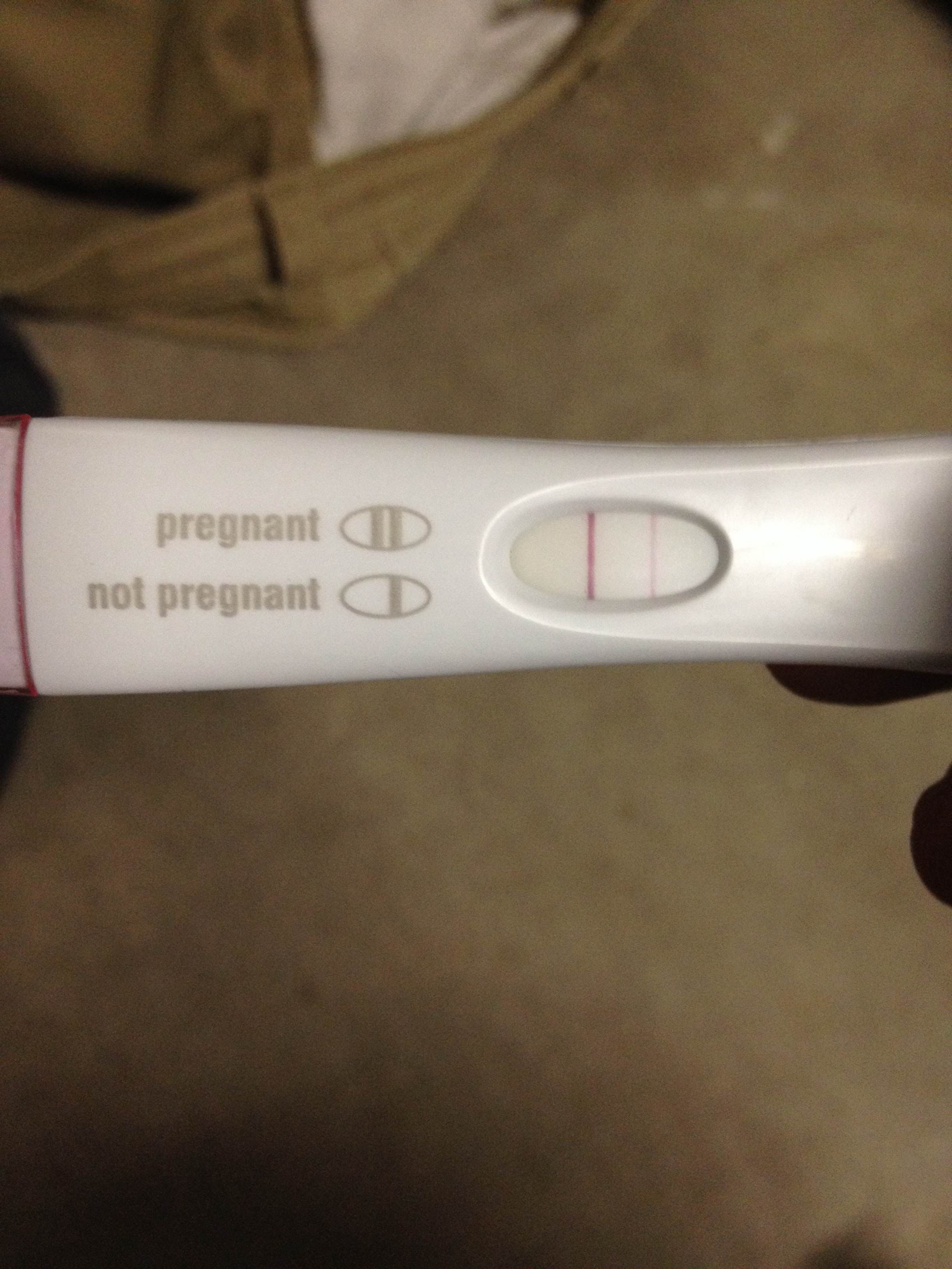 Pregnancy Test Prank Picture : pregnancy, prank, picture, Girl!
