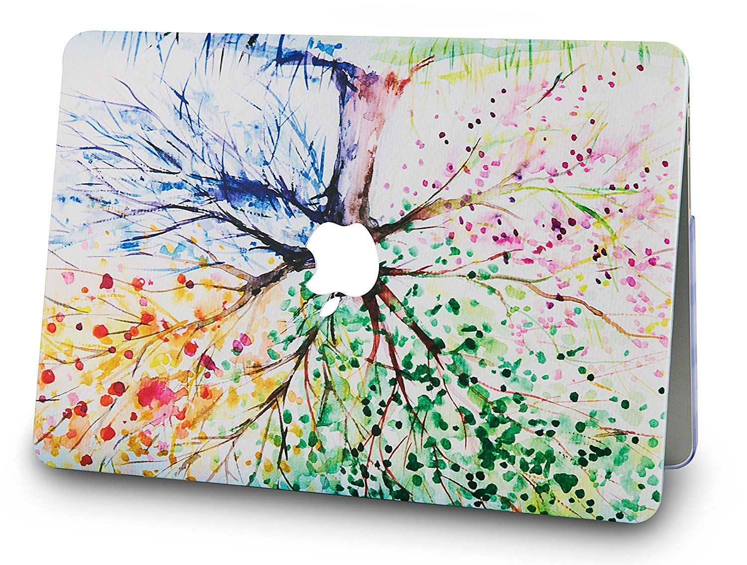 Macbook Case with Keyboard Cover Package Oil Painting