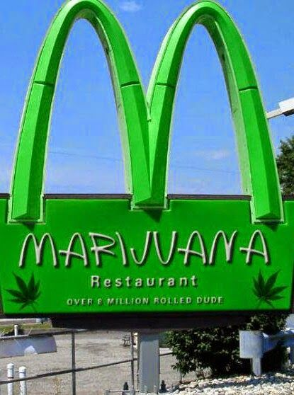 Living Life (All over again): Marijuana -Mary Jane is Stepping Out