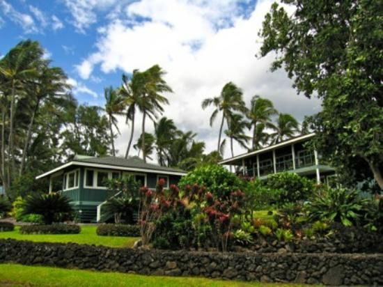 Maui Hamoa Beach Cottage And Main Plantation House