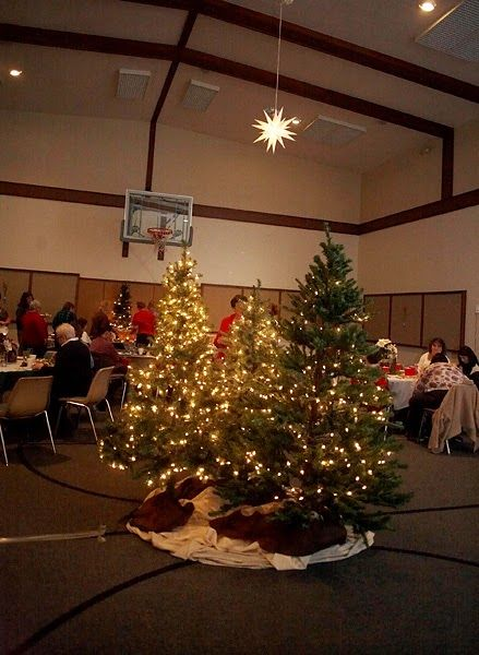 Statesville Ward Relief Society Christ Centered Christmas - the