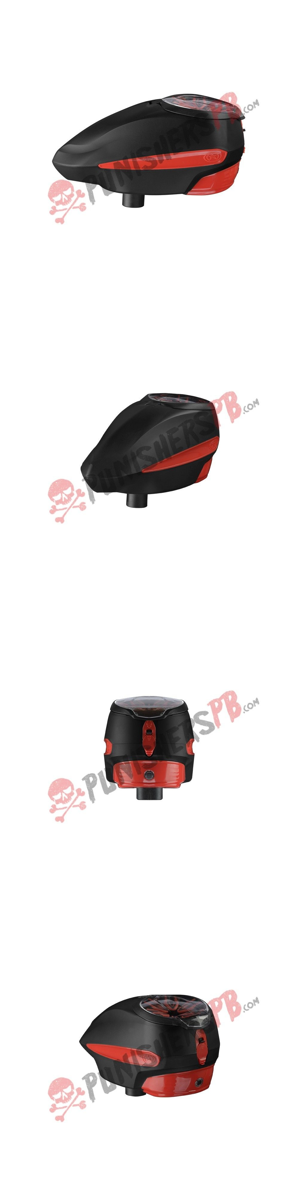 Hoppers and Loaders 165941: Gi Sportz Lvl Paintball Loader - Red BUY IT NOW ONLY: $154.95