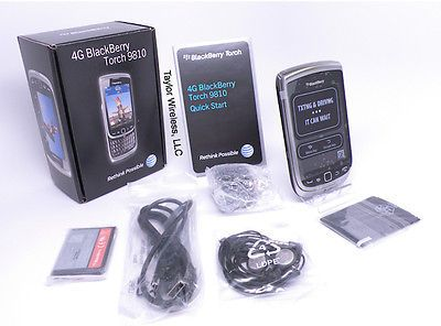 NEW NIB Blackberry 9810 Torch SILVER AT&T UNLOCKED Bluetooth Qwerty Cell Phone https://t.co/LTyYfXi5a1 https://t.co/7jf0pFNVez