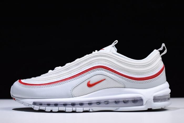 1ed7044c6a Nike Air Max 97 OG Pure Platinum/White/University Red AR5531-002 in ...