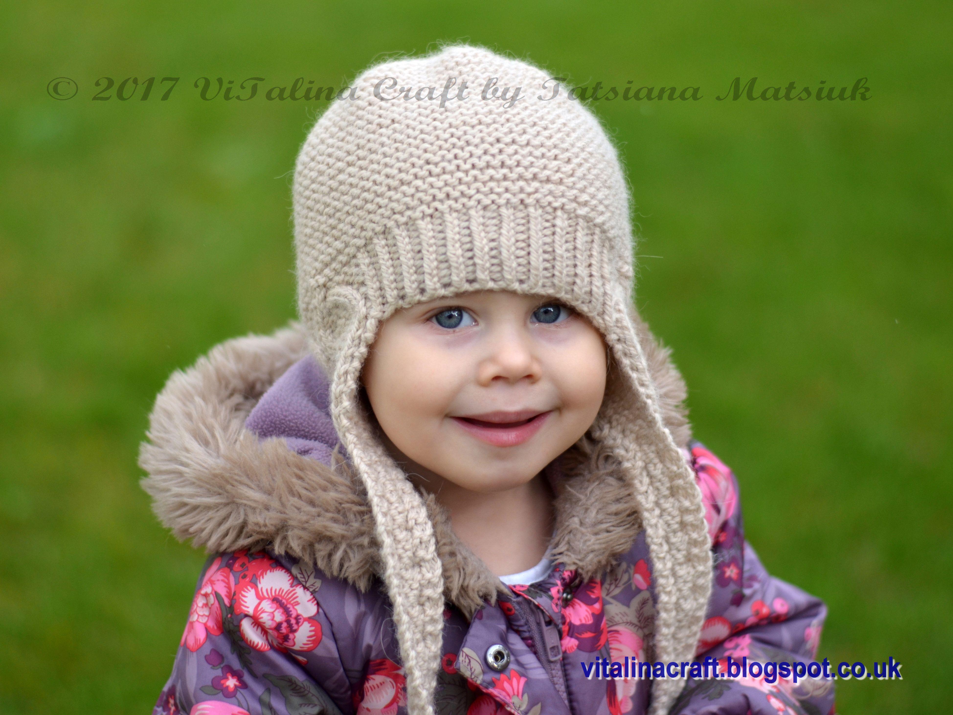 Perfect Knit Kid Hat Pattern Crest - Decke Stricken Muster ...