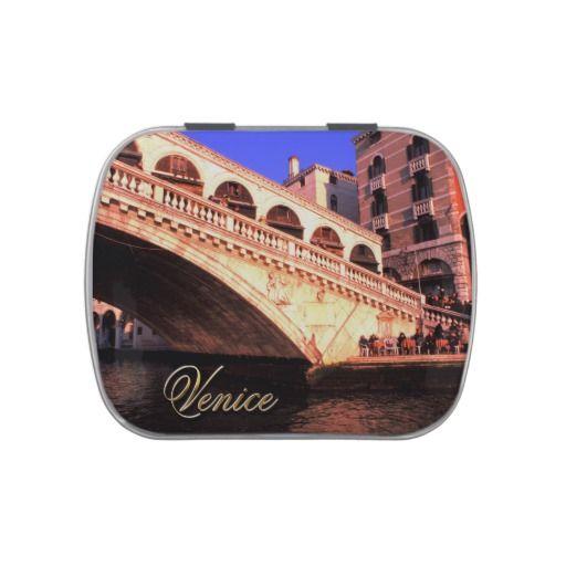 Ponte Rialto Candy Tins