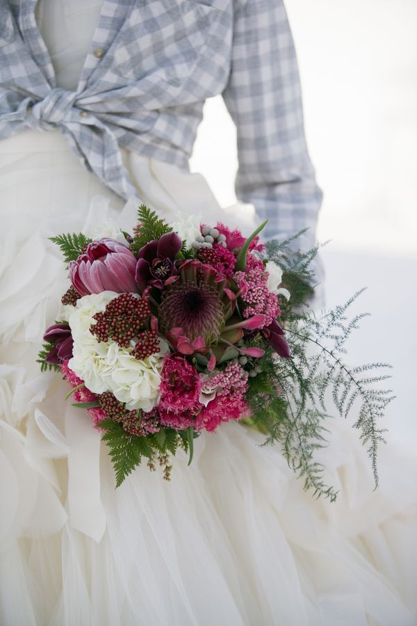 Gorgeous floral whimsy.