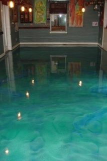 Reflector Epoxy Flooring