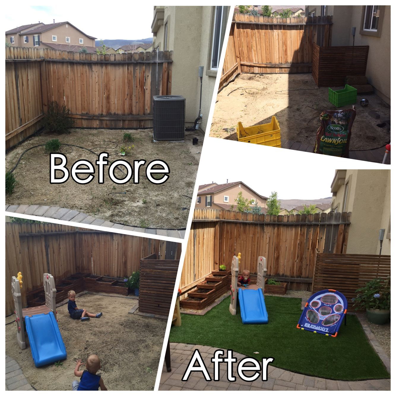 small backyard spaces we took a 12 u0027x12 u0027 area in our yard and made