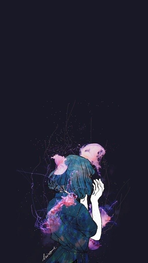 List of Top Black Wallpaper Iphone Aesthetic Girl for iPhone 11 Pro This Month