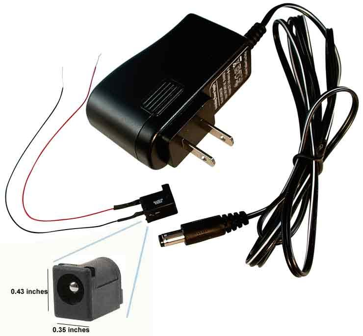 Regulated 12 Volt Dc Output Adapter Transformer Transformers Electrical Tape Dollar Store Crafts