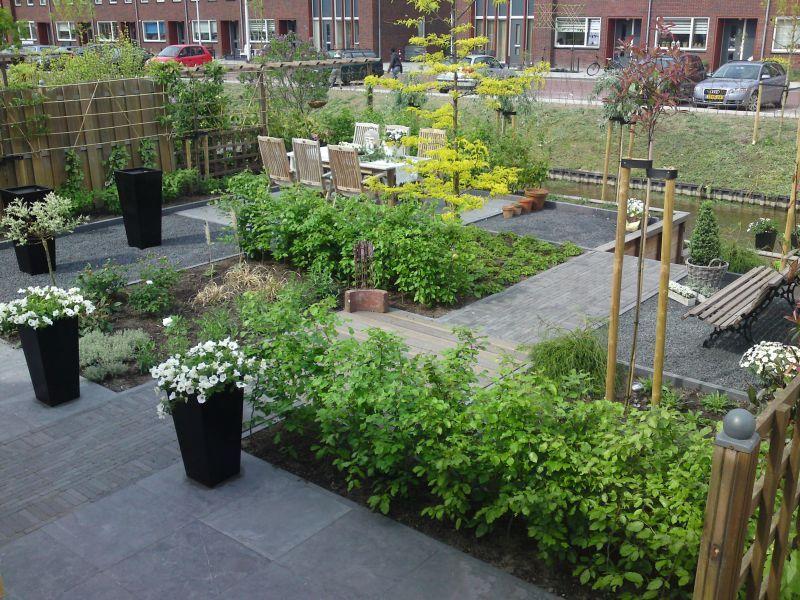 Van Der Mee Jansen Hoveniers Beplanting In 2020 Hovenieren Planten Tuin