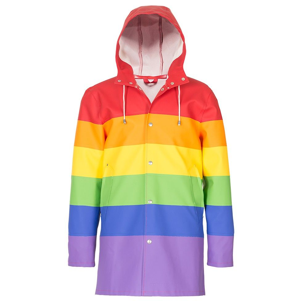 purchase original best selection of for whole family Vladimir – Exclusive Rainbow Raincoat – Stutterheim ...