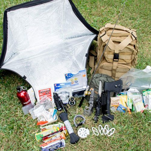 Stowbag 2.0 by Survival Life | Awesome Survival Fear at Great Prices!