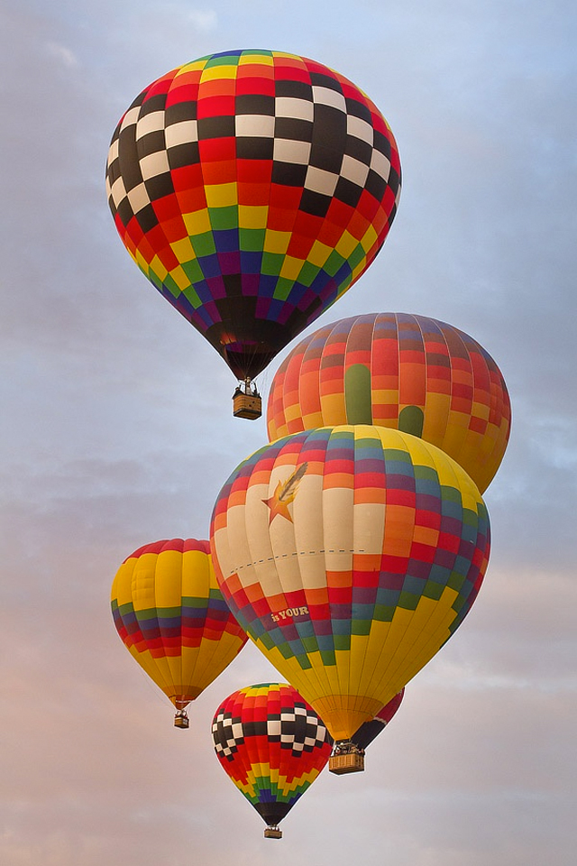 Albuquerque Hot Air Ballon Fiesta in 2020 Hot air ballon