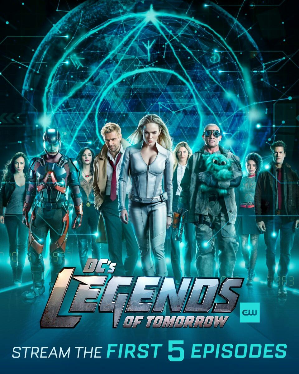 The Flash Saison 5 Vostfr : flash, saison, vostfr, Chris, Arrowverse, Legends, Tomorrow,, Tomorrow, Cast,, Tommorow