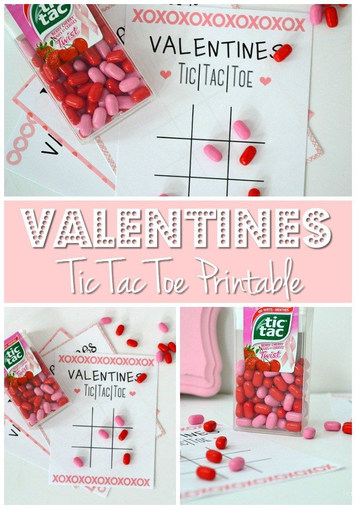 photograph about Valentine Tic Tac Toe Printable named Pin upon Valentines Working day