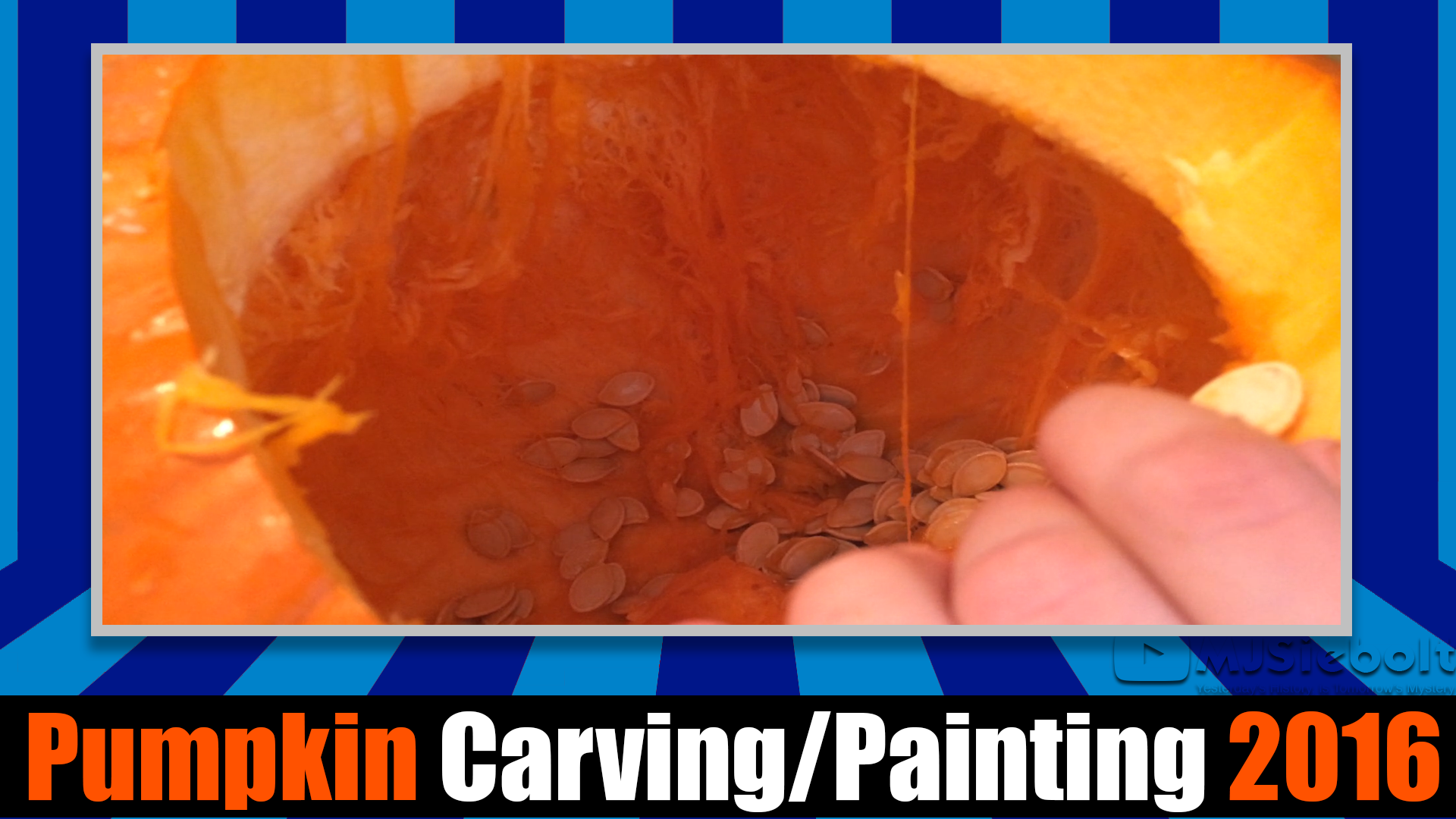 Join The Dykstra's As We Decorate Our Pumpkins By Painting Them and Carving The Tops So We Can Get The Seeds  Watch: https://www.youtube.com/watch?v=ZNgt26P9Z0w&t=102s