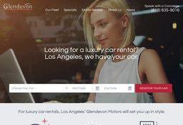 New Rental Car Companies Added To Cmac Ws Glendevon Motors In