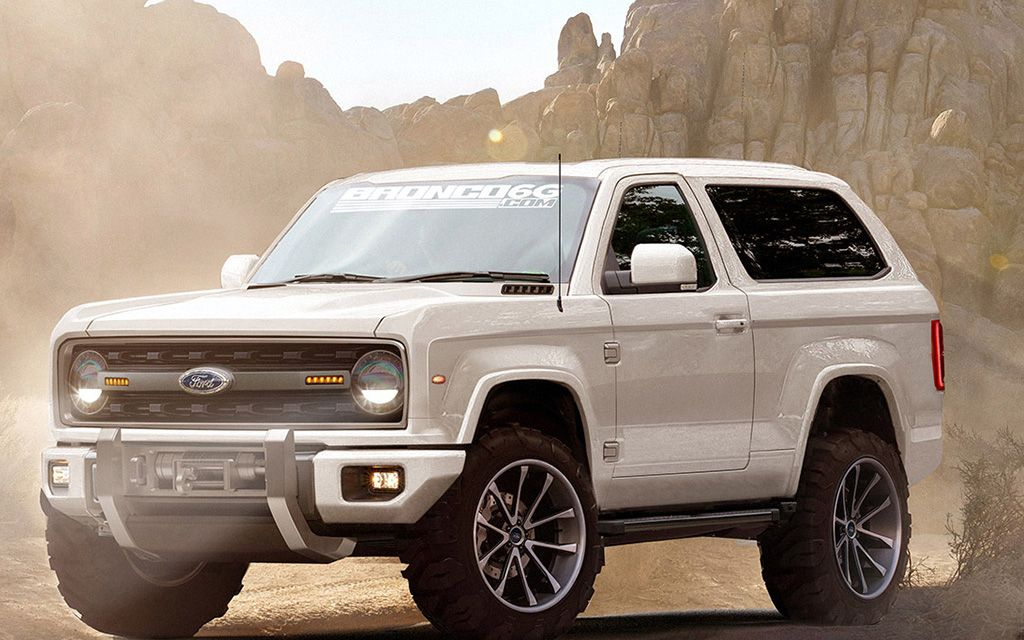 We Ve Got A Ford Bronco Update And It Has Nothing To Do With Oj