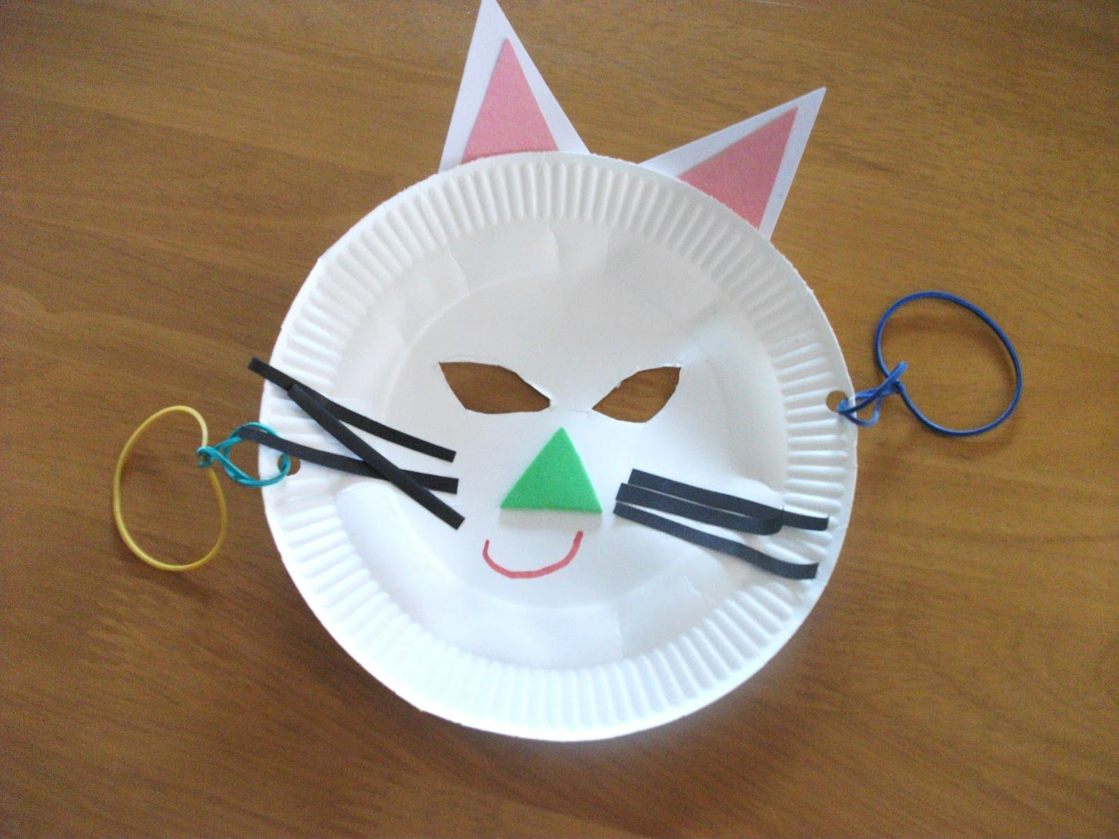Preschool crafts pics preschool crafts for kids paper for Cat crafts for toddlers