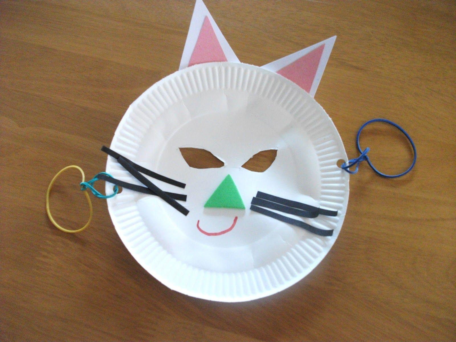 Preschool crafts pics preschool crafts for kids paper for Mask craft for kids