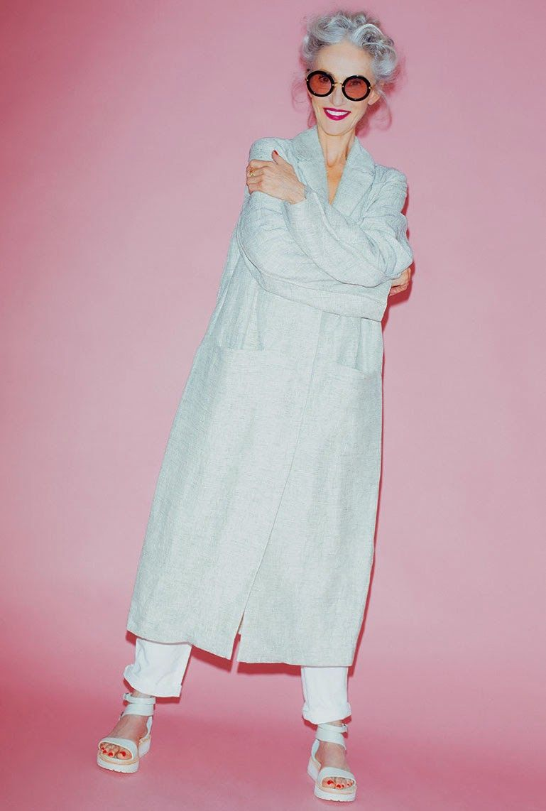 That's Not My Age: Meeting Linda Rodin at Liberty