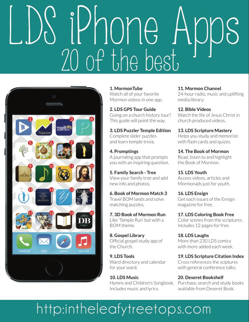 Mormon apps