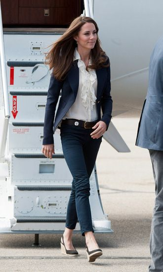 3867567d5a9 Kate Middleton style  The Duchess  best outfits for the office ...