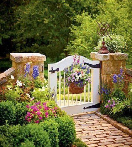 Puertas que se abren a maravillosos jardines, ¿cuál es tu preferida