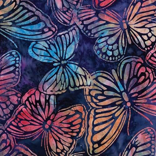 Butterfly Wallpaper, Batik Fabric, Batik Design