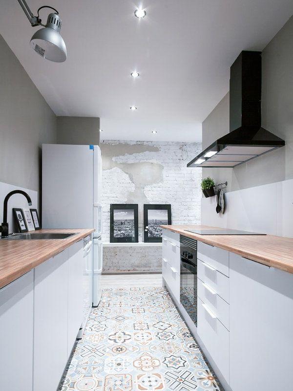 Un piso urbanita de estilo n rdico estilo n rdico pisos - Piso estilo nordico ...