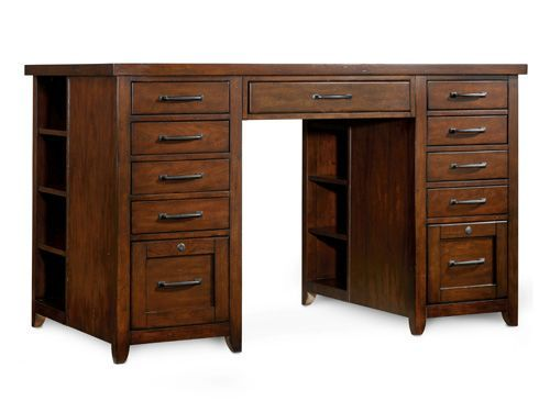 Great project desk - Hooker Wendover Utility Drawer Desk