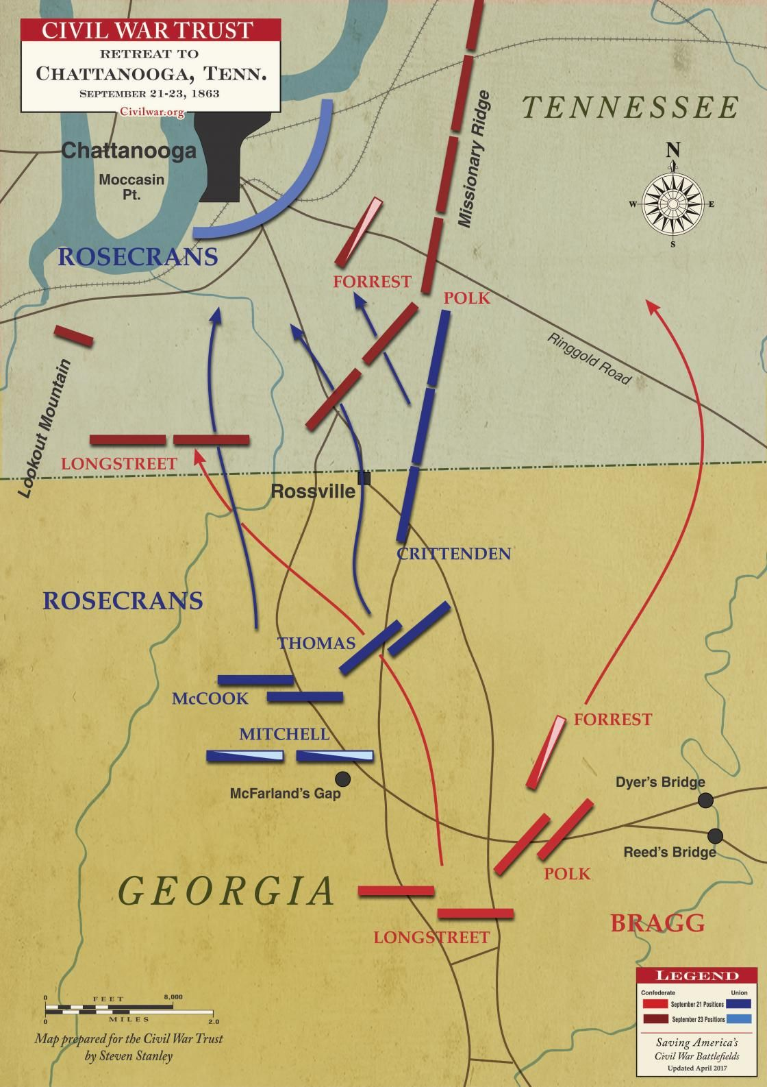 Road To Chattanooga Civil War Battle Maps Pinterest American